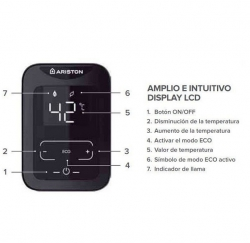 LG Bomba Calor THERMA V Monoblock  7Kw  HM071M.U42