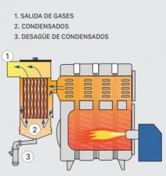 Domusa Avanttia   Solar 37 HDX 1 23,1Kw  1+250lt  Gas