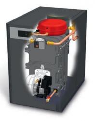 Domusa Avanttia   Solar 37 HDX 2 23,1Kw  1+250lt  Gas